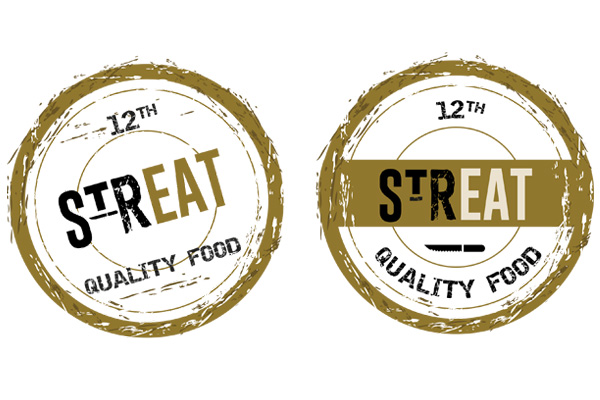 Streat Food - Logo